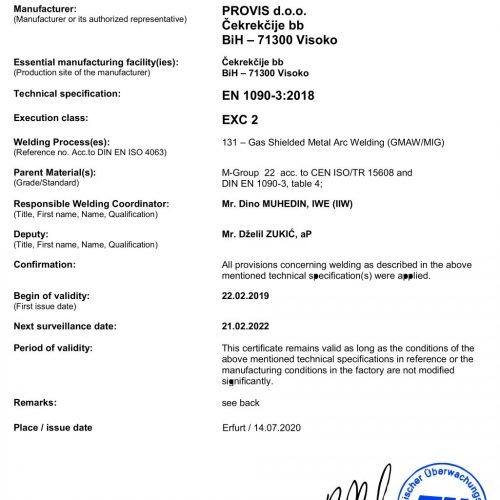 PROVIS-doo_Alu_Weldin-Certtificate_EN1090-3_1-500x500