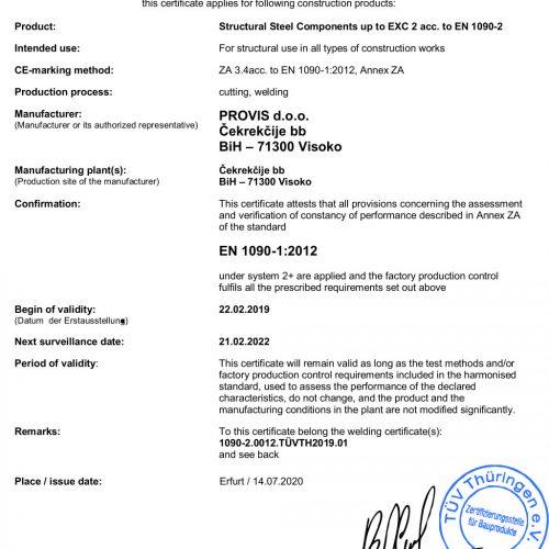 PROVIS-doo_Stahl_Certificate-FPC_EN1090-1-500x500
